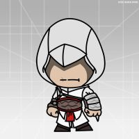 Assassin's Creed - Altair by criz