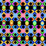 Abstract Shape Pattern by Humble-Novice