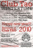 Club Tao WINTERTIME by semaca2005