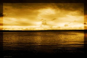 golden skies by erikthomas