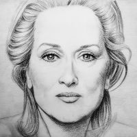MerylStreep 2013 by salomnsm