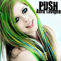 Avril Lavigne- Push by JowishWuzHere2