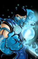 Sub Zero by digitalninja