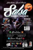Northern Lights Salsa Party 2012 by SmithByDesign