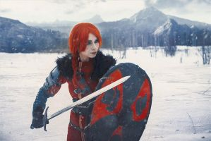 Cerys an Craite Cosplay by elenasamko