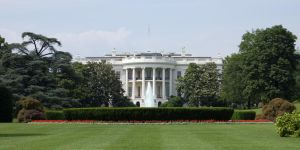 White House by K-a-n-e