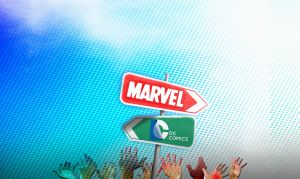 Marvel/DC by Siphen0