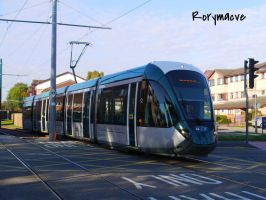 NET 235 at Bramcote Lane by The-Transport-Guild