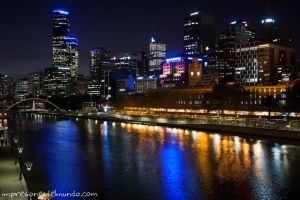 Melbourne as its best by Yiliapic
