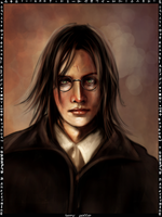 Harry Potter card by Patilda