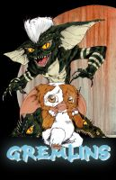 Gremlins- Battle Artist by ParisAlleyne