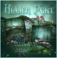 Hidden Place mini pack by moonchild-ljilja