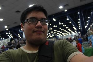 At Amazing Comi Con by ICK369