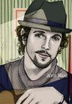 Jason Mraz by LioBeardsley