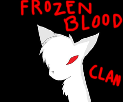 Frozen Blood Poster by TheCuriousFox
