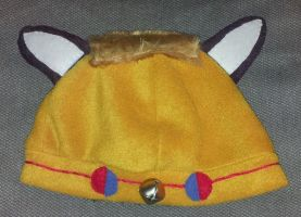Corrine from Tales of Symphonia hat front by Lil-Samuu