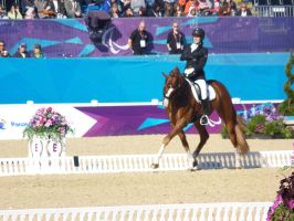 Paralympic Dressage - Republic of South Africa by Belle-Vaux