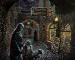 Blind Guardian-Live 3-D conversion by MVRamsey