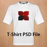 T-Shirt PSD by galaxygui