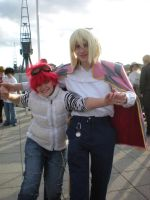 MCM Oct - Matt and Howl by WammyTardz