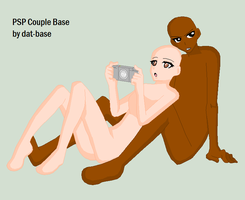 PSP Couple Base by dat-base