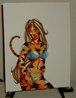 FS: Tigra Pinup 073009 by raccoon-eyes