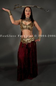 Cabaret Dance Ensemble by FoxGloveFashions