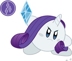 Kirby Rarity by silver-soldier