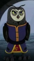 Fenghuang the Owl by DragonLord99