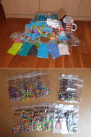 New beads and samples by floxido
