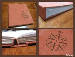Compass Book by Mairyl