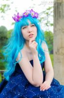 Macross Frontier - Sheryl by crazyball
