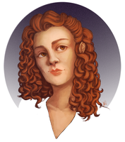 Commission - Adelaide Childress by jess-o
