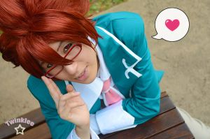 Takuto ID: Megane version by twinklee