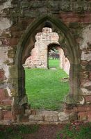 Acton Burnell Castle 7 by GothicBohemianStock