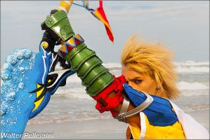 Listen To My Story - Tidus Final Fantasy X Cosplay by LeonChiroCosplayArt