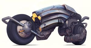 Bike by atomhawk