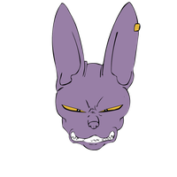 Beerus by AngelXMikey