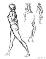 Figure drawings 2 by gkotm