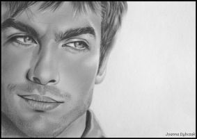 Ian Somerhalder by djoasia