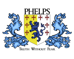 Phelps family coat of arms by sketchesofpayne