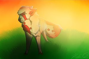 .:Art trade:. I Want To Escape From it All by Kolivares
