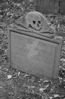 Old Granary Burial Ground 2 by GrimFay