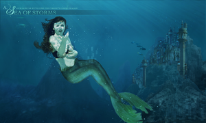 Mermaid of the Depths by Cyphenor