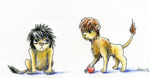 L for Lion by Kanis-Major