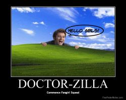 Doctor-Zilla by Hollowzo