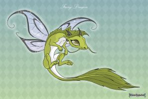 [Closed] Hatched Fairy Dragon adoptable by MySweetQueen