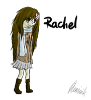 Request : Rachel by iimoa