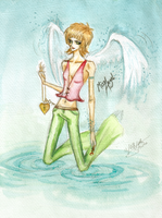 .:: Miss Angel ::. by the-sinister