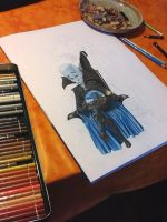 Megamind picture 4 in progress by eleathyra